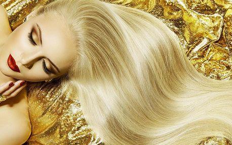 Prodloužení a zahuštění vlasů přírodními vlasy