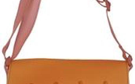 Crocs Kids Jelly Translucent Mini Messenger Pink