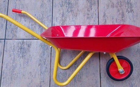 Dětská zahradní kolečka pro malé pomocníky