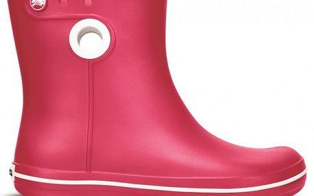 Crocs Women's Jaunt Shorty Boot Raspberry, dostupné velikosti 36-37