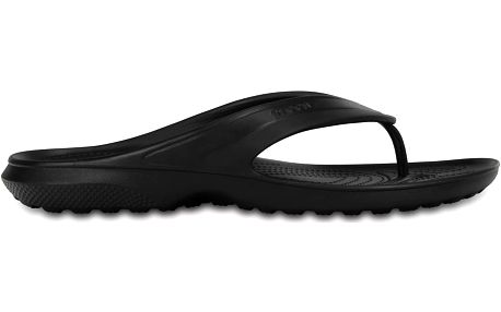 Crocs Classic Flip Black, dostupné velikosti 37-38, 45-47