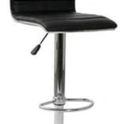 Barová židle Signal Krokus C-331 černá