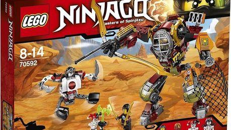 LEGO® NINJAGO™ 70592 Robot Salvage M.E.C.