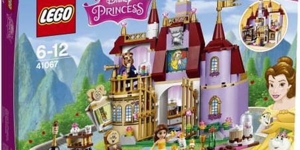 LEGO® Disney Princess™ 41067 Bella a kouzelný hrad