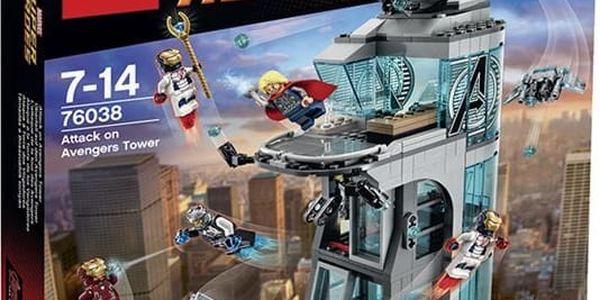 LEGO® Super Heroes 76038 Avengers nr. 5