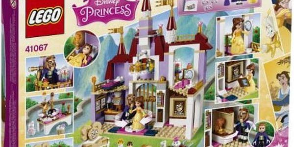 LEGO® Disney Princess™ 41067 Bella a kouzelný hrad3