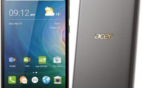 Mobilní telefon Acer Z630S LTE (HM.HT6EU.001) černý/zlatý