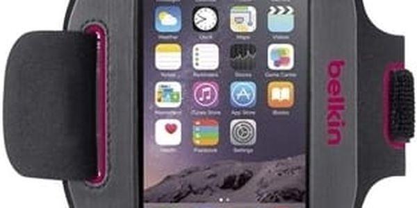 Sportovní pouzdro Belkin SPORT-FIT Armband pro Apple iPhone 6, poslední kus