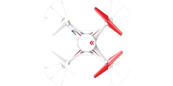 Kvadrokoptéra BUDDY TOYS Dron 30c BRQ 230 RC2