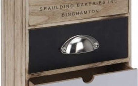 Skříňka se třemi zásuvkami EXCELLENT KO-NB1110240