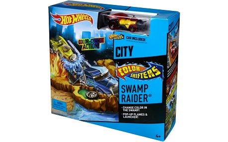 Hot Wheels Color Shifters - Swamp Rider