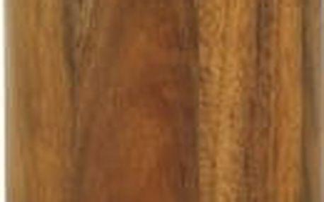 Pohár na vonné tyčinky MOON difuzér dřevo / nerez KELA KL-21416