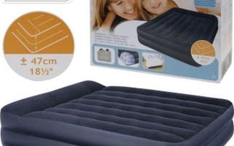 Nafukovací postel s vestavěnou elektrickou pumpou EXCELLENT KO-I03000220
