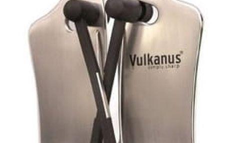 Brousek na nože nerez Vulkanus PROFESSIONAL. FISSLER FS-8407001