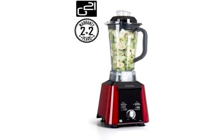 Mixér Perfect Smoothie Maker Vitality červený G21 G21-6008123