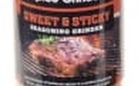 Grilovací koření, Sweet & Sticky, mlýnek ProGarden KO-163197SS