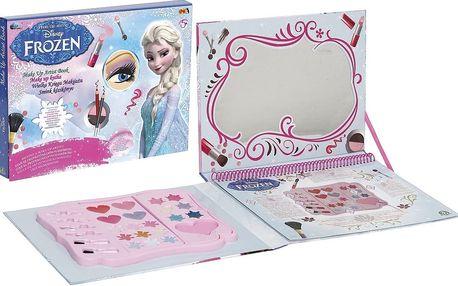 Frozen - Make-up modní kniha
