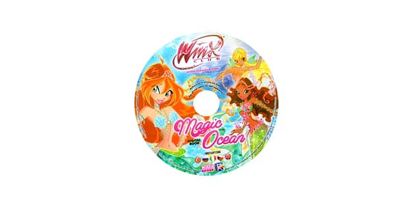 WinX Panenky Magic Ocean - Stella2