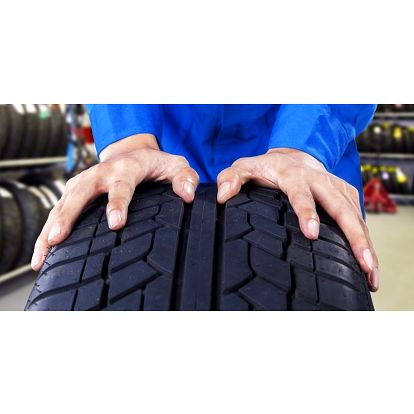 Výměna pneumatik z letních na zimní včetně vyvážení