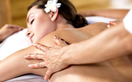 Úžasná 60minutová havajská masáž Lomi Lomi