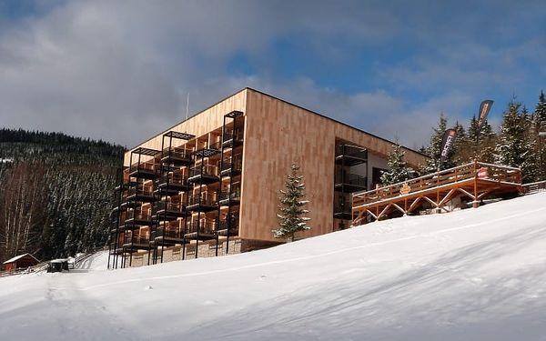 Vánoce bez starostí v Krkonoších na 4 dny s plnou penzí v Horském Hotelu Javor v romantické Malé Úpě, v nejvýše položeném ski areálu, s 55% slevou a dětmi do 12 let zdarma!2