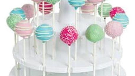 Stojan na dortíky a lízátka