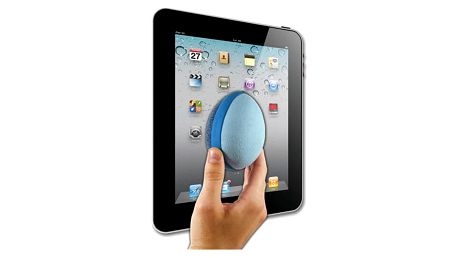 Čistící vajíčka na displeje monitorů, mobilů, tabletů