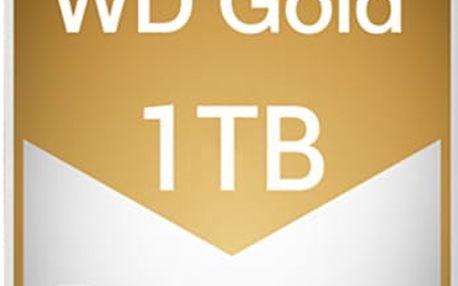 WD Gold - 1TB - WD1005FBYZ