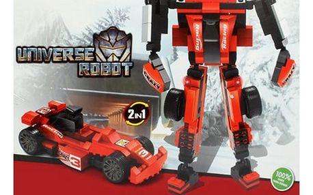 Stavebnice Universe Robot