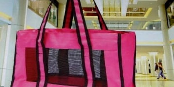 Moderní přenosná taška pro mazlíčky