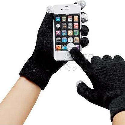 Kvalitní dotykové rukavice na mobil