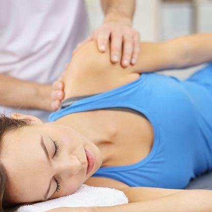 Zbavte se bolesti: Terapeutická masáž
