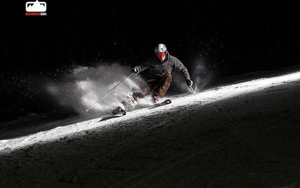 Hotely Bormio a okolí – různé hotely – 5denní lyžařský balíček se skipasem a dopravou v ceně, Alta Valtellina, autobusem, polopenze5