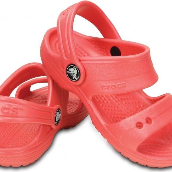 Crocs Classic Sandal Kids - Coral, C13 (30-31)3