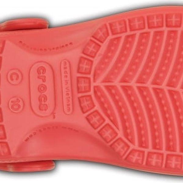 Crocs Classic Sandal Kids - Coral, C13 (30-31)4