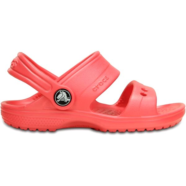 Crocs Classic Sandal Kids Coral, dostupné velikosti 27-33