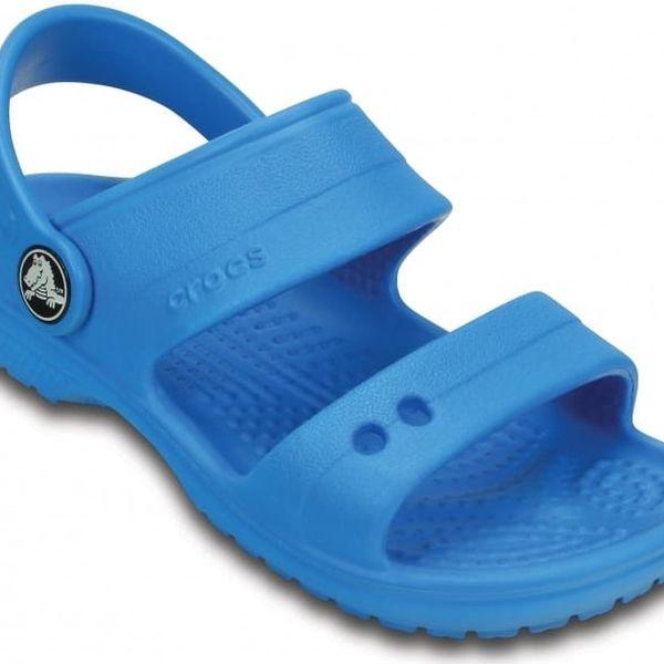 Crocs Classic Sandal Kids - Ocean, C11 (28-29)4