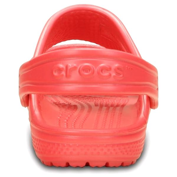 Crocs Classic Sandal Kids - Coral, C13 (30-31)5