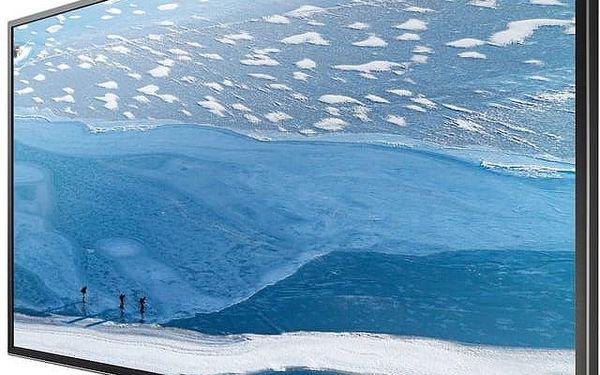 Televize Samsung UE50KU6072 černá Flash USB Kingston DataTraveler 50 32GB USB 3.0 - červený/kovový (zdarma) + Doprava zdarma3