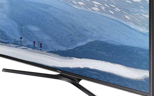 Televize Samsung UE50KU6072 černá Flash USB Kingston DataTraveler 50 32GB USB 3.0 - červený/kovový (zdarma) + Doprava zdarma4