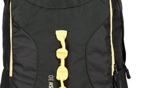 Sportovní batoh Berg POL845 FRESH 30l Black