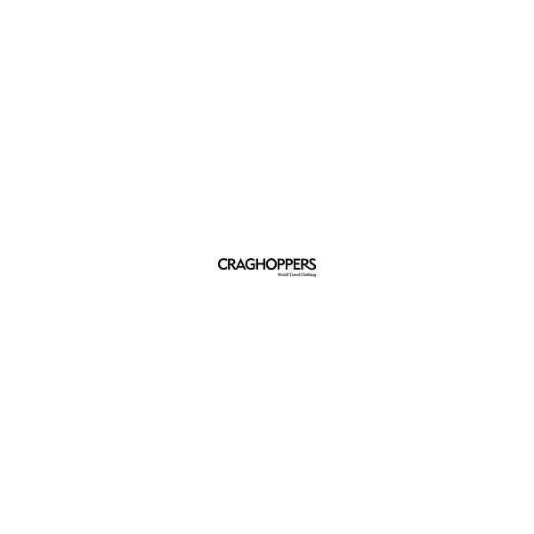 Dámské kalhoty CRAGHOPPERS CWJ1072R KIWI PRO Str Trs Graphite 422
