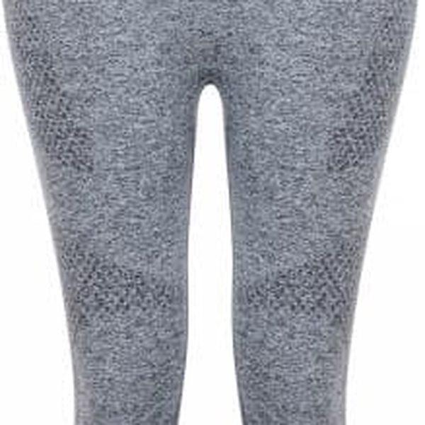 Dámské termo 3/4 kalhoty Dare2B DWU304 ZONAL III 3/4 Charcoal Grey
