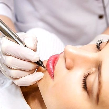 Permanentní make-up pro krásnou tvář