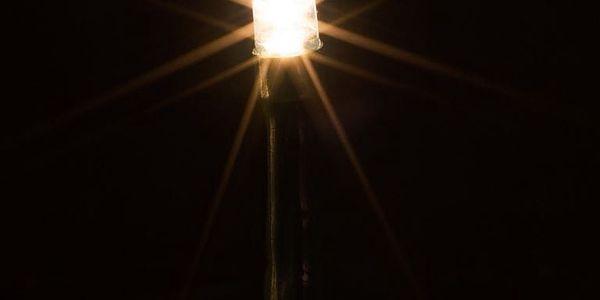 Voltronic 39456 Vánoční LED osvětlení 20 m - teple bílá 200 LED - zelený kabel4