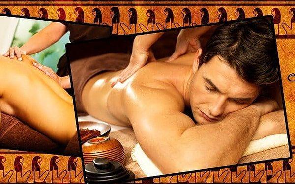 Léčebné masáže dle vlastního výběru od rodilého Egypťana2
