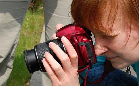 Individuální fotokurz v Plzeňském kraji