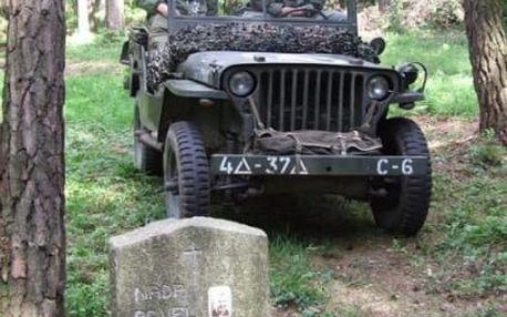 Návrat do minulosti - Army den