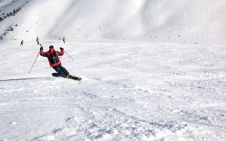 Kurz lyžování na monolyži v Jihočeském kraji