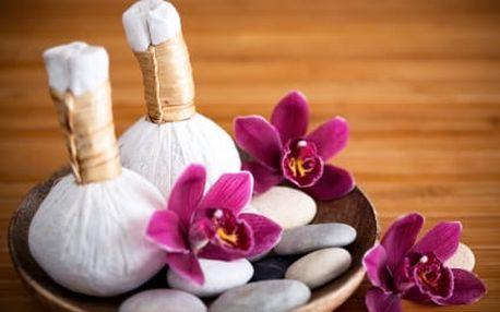 Thajská bylinná masáž v Karlovarském kraji